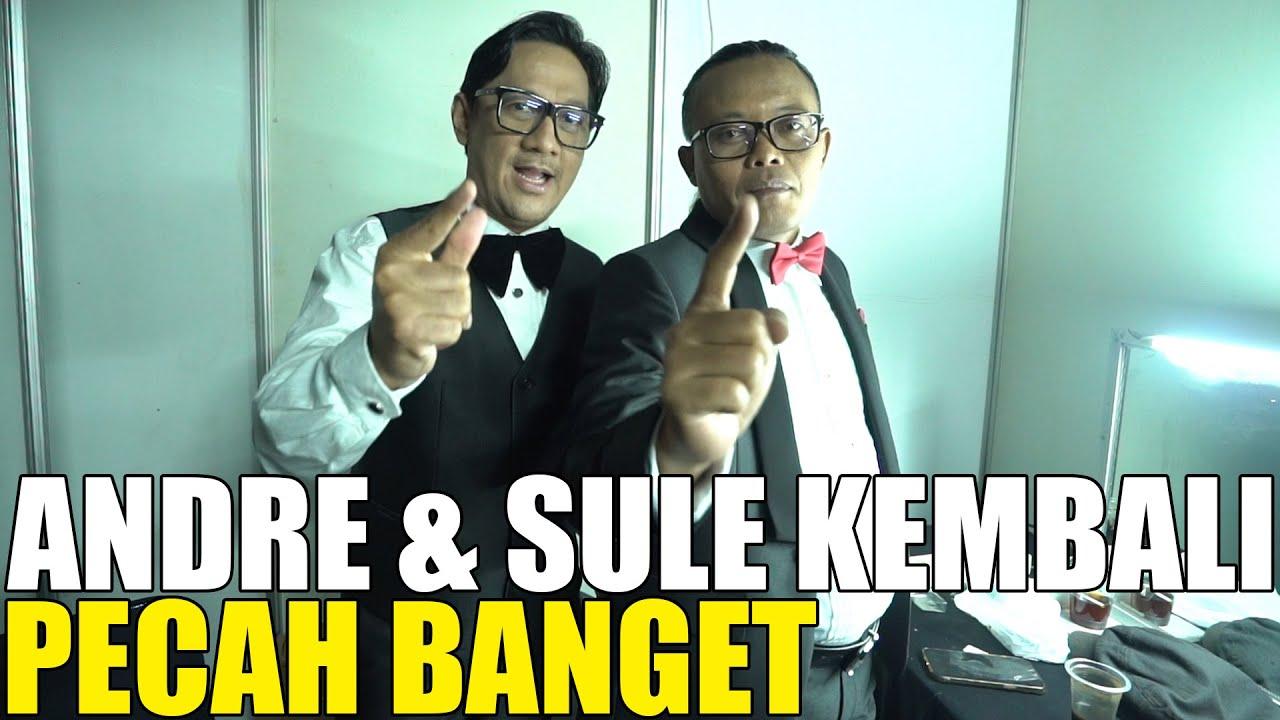 SULE & ANDRE KEMBALI DUET.. SULE SENENG BANGET.. PECAH