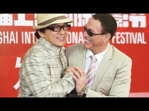 Chan Jean Van From Gets Surprise A Big Jackie Claude Damme dx8pYqTHw