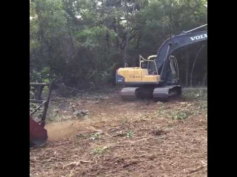 Bushwackers Land Clearing Equipment