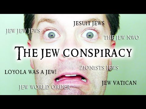 The Jew Conspiracy - Jesuit Vatican Lies : Flat Earth Research