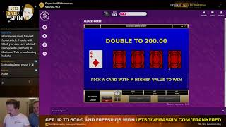 (part 2) LIVE CASINO GAMES - !justspin new casino - !feature to win €€€ 👌 (24/10/19)