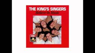 DELLA AND THE DEALER as performed by the King's Singers
