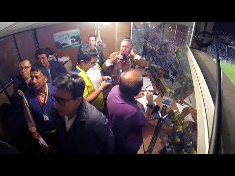 Así se vivió el gol de Ecuador en la cabina de La Radio Redonda