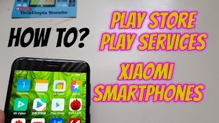 How To Install Google Play Services (Play store) On Xiaomi / Redmi Chinese ROM. work with oppo Vivo.