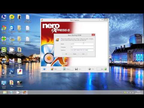 serial number nero 6 6.0