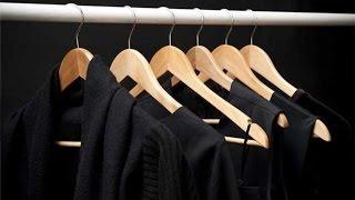 5 Manfaat Menggunakan Pakaian Berwarna Hitam