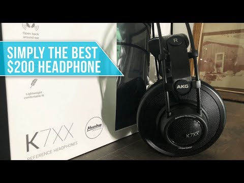 Massdrop AKG K7XX Heaphone Review   Painfully Honest Review