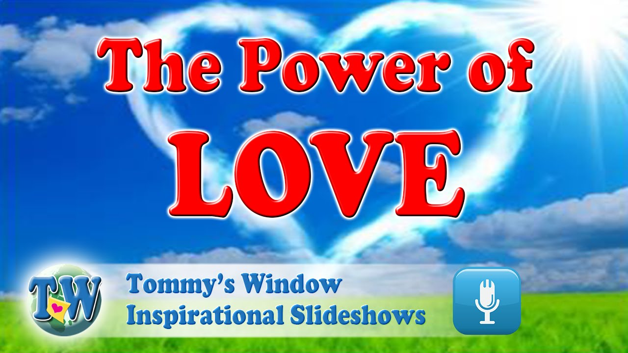 a12e30479c61c The Power of Love - Tommy s Window Inspirational Slideshow - YouTube