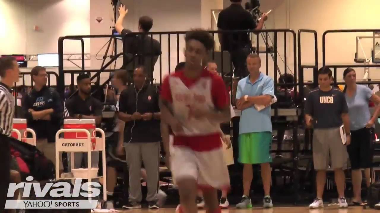 competitive price bcc32 e392b ADIDAS UPRISING 2017 4-STAR Shooting Guard Jase Febres Highlights