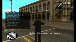 GTA: San Andreas - CLEO Mod Showcase Part 2