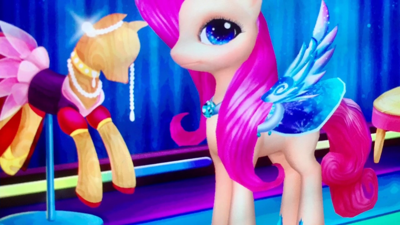 My Little Pony – Game thời trang Pony siêu cute – Pony girls rainbow rocks song running shoes   Bao quát những tài liệu liên quan đến trò chơi thời trang chi tiết