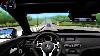 City Car Driving - Mercedes-Benz CLS 63 AMG + (Download Link!)