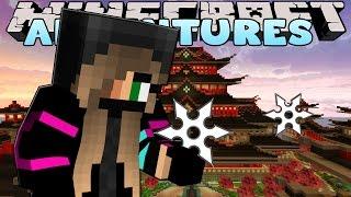 Minecraft - Little Kelly Adventures : BECOMING A NINJA!