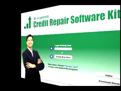 Do it yourself credit repair software youtube do it yourself credit repair software solutioingenieria Choice Image