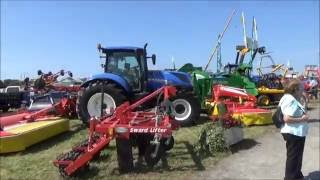 Pembrokeshire show. Part 7. Trade stands and new tractors