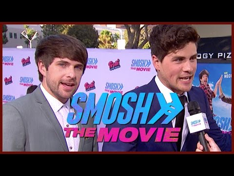 SMOSH: The Movie | Red Carpet Premiere w/ SMOSH, Jenna Marbles, Jiff Pom, Grace Helbig and more!
