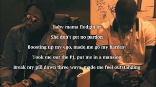 Kodak Black ft. Future - Boost My Ego (Lyrics Video)