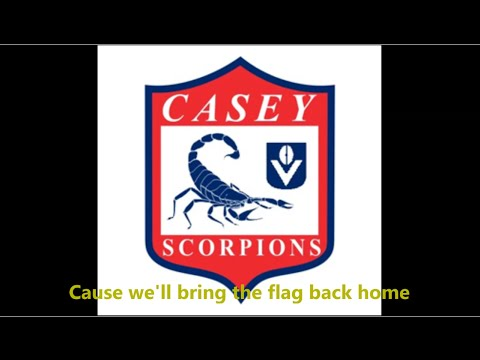Casey Scorpions theme song (Lyrics)