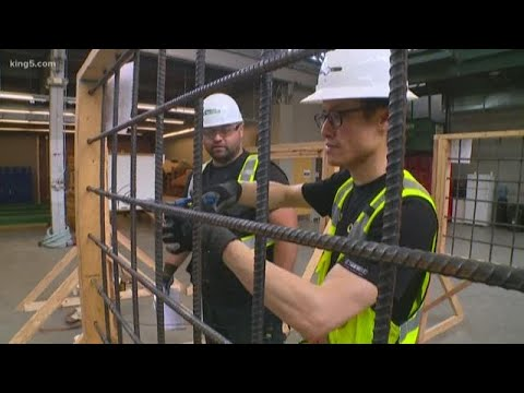 Seattle Program Helps Fill Construction Jobs As Industry Deals With Worker Shortage