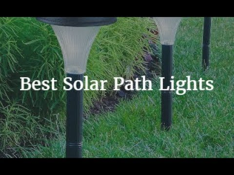 Best Solar Path Lights 2018