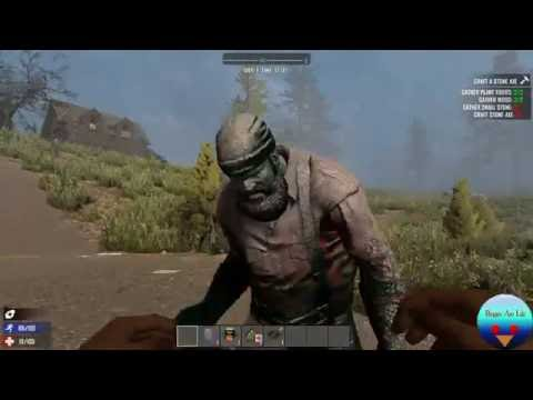 7 Days to Die | Co-op | Part 1 | Xbox One