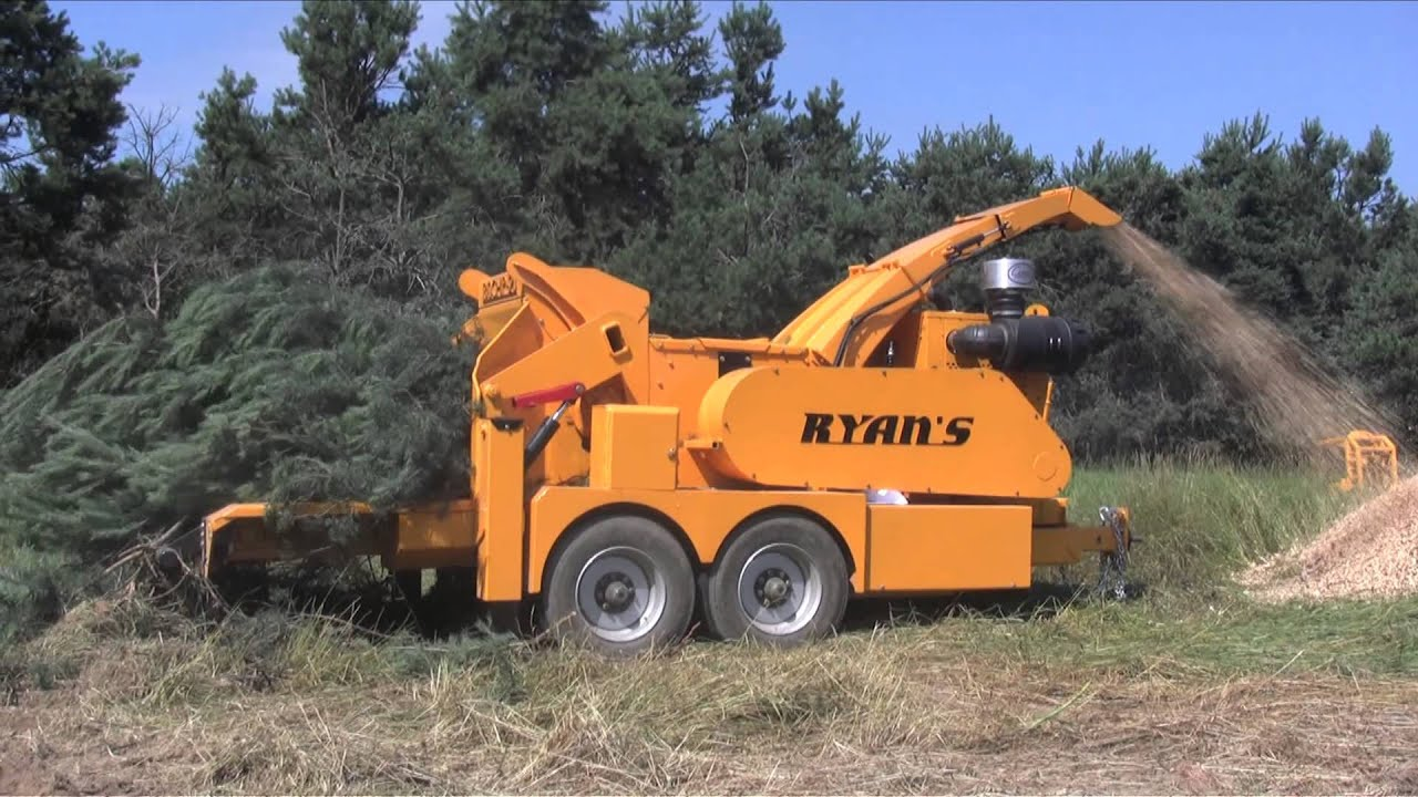 Image result for wood chipper