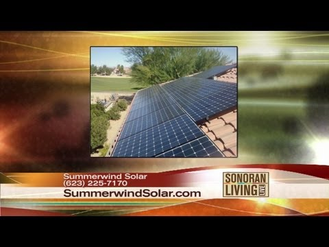 How leasing a solar panel could be an option