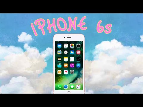 IPhone 6s Unboxing😍
