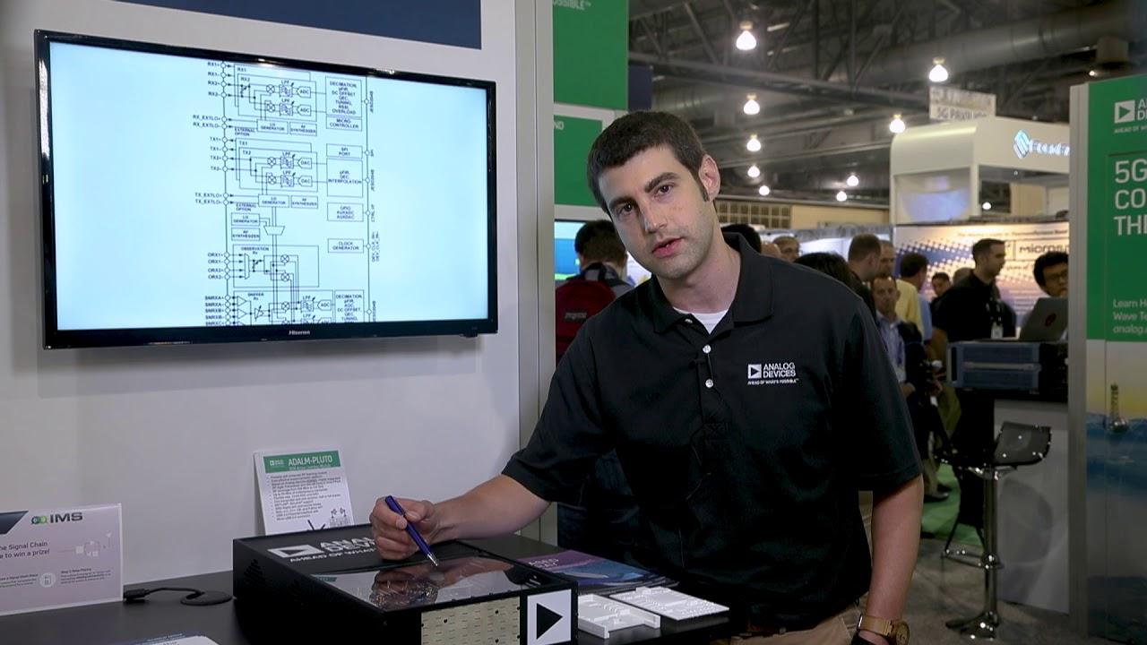 Hybrid-Beamforming Phased-Array Antenna-to-Bits Capability