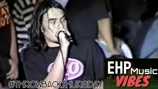 #ThrowbackThursday   Laklak by Teeth Concert (HD) - EHP Music Vibes