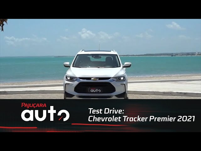 Test Drive: Chevrolet Tracker Premier 2021