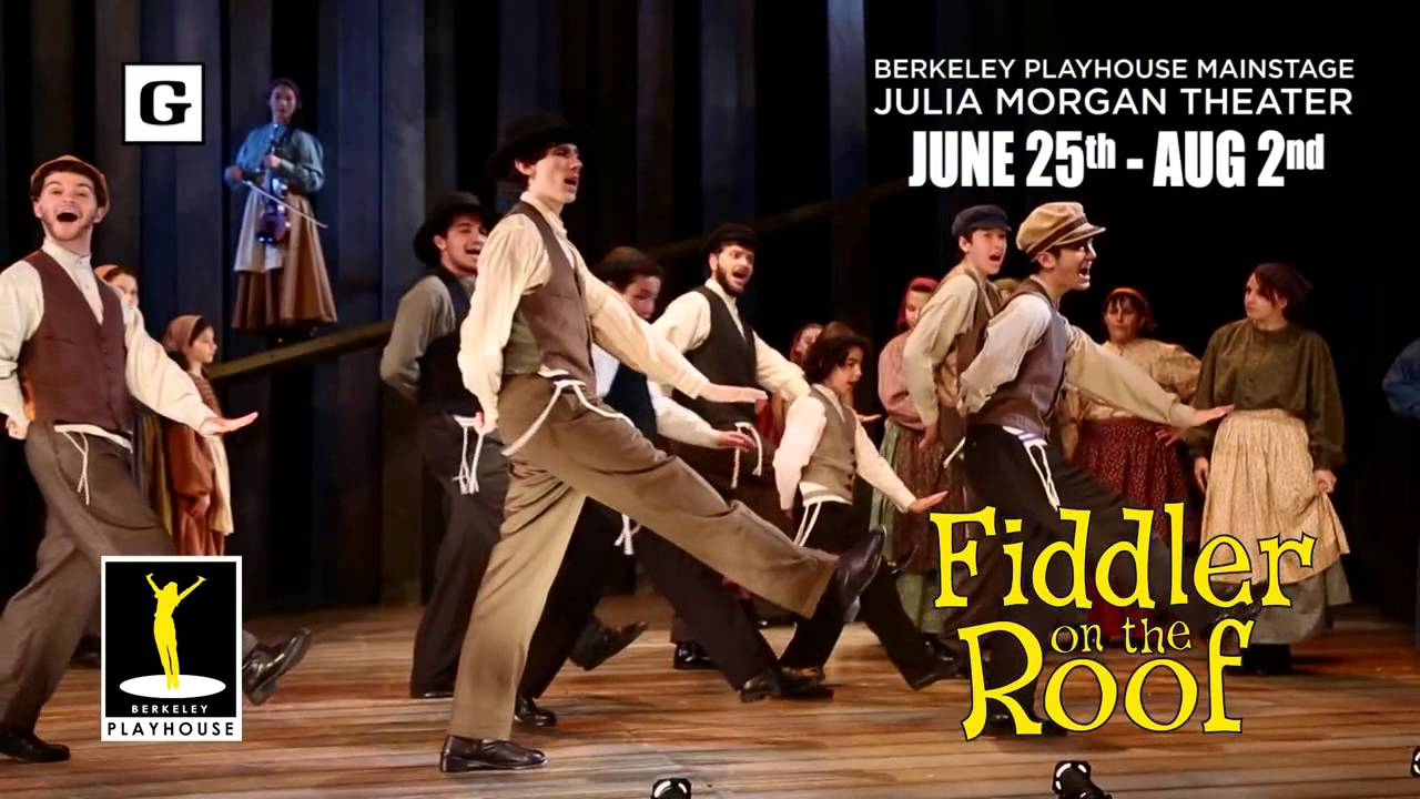 Fiddler on the Roof presented by Berkeley Playhouse