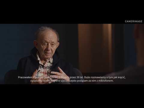Camerimage Frederick Wiseman interview