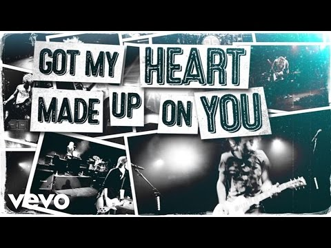 R5  Heart Made Up  You  Lyric