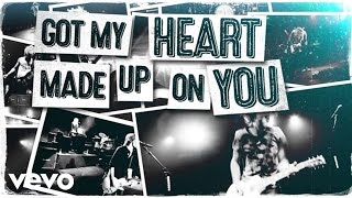 R5 - Heart Made Up On You (Official Lyric Video)