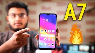 OPPO A7 Unboxing And Giveaway