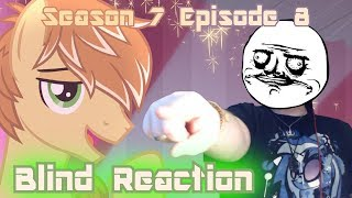 "Blind Reaction - MLP: FIM S7 E8 ""Hard To Say Anything"""