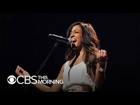 Country music artist Mickey Guyton on co-hosting ACM Awards, reflections on her trailblazing jour…