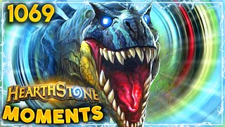 KING KRUSH ALWAYS GOES FACE!!! (Even Your Own) | Hearthstone Daily Moments Ep.1069