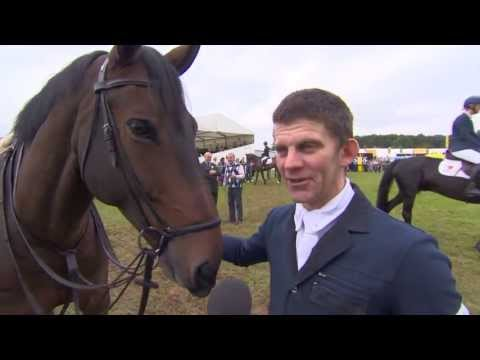 Showjumping  -  Nigel Coupe talks about Winning the National Championship title