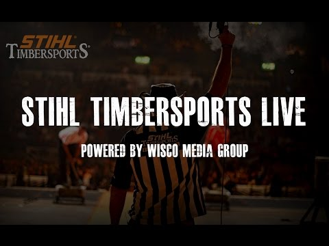 STIHL Timbersports Professional Midwest Qualifier 2017