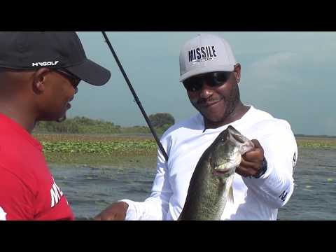 A Fishing Story | Season 1: Bass fisherman Mark Daniels fishes in Central FL with Ronnie Green