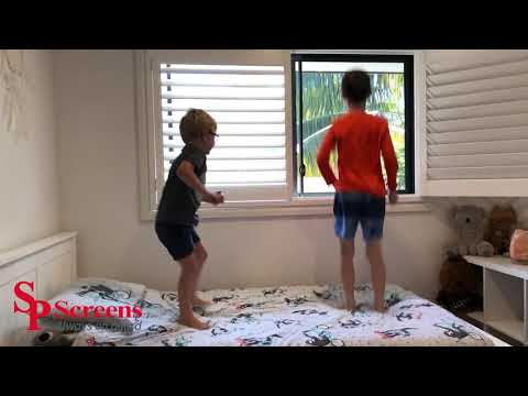 Childproofing Home windows and Stopping Accidental Falls