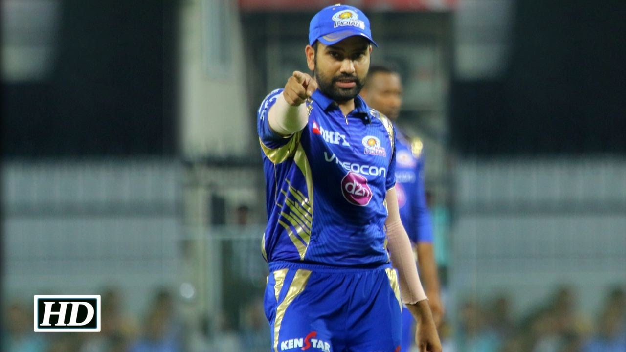 Ipl10 Rohit Sharma Hopes To Continue Winning Youtube