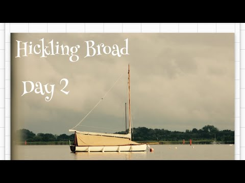 Day 2 On Hickling Broad #2020 #hickling