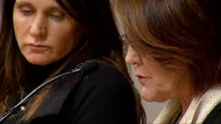 Chris Watts' mother and father speaks at sentencing