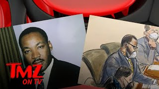 R. Kelly's Attorney Compares Him to MLK During Closing Arguments | TMZ TV