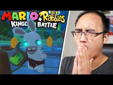 DES LAPINS FLIPPANTS ! | Mario + Lapins Crétins Kingdom Battle #19