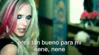 Avril lavigne hot (subtitulado en español)
