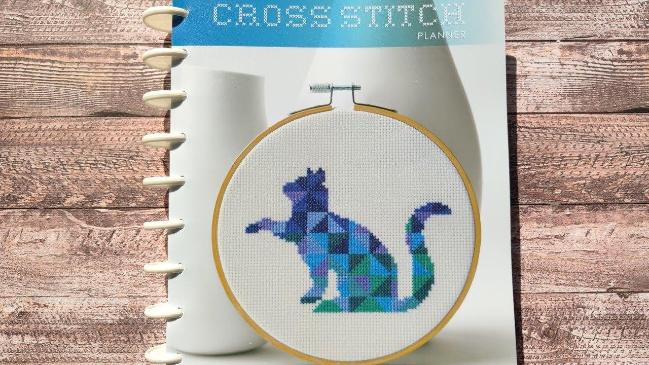 Рукодельный ежедневник Cross Stitch Planner от Dimensions